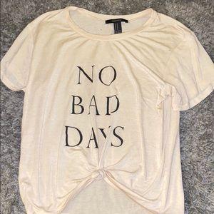 No bad days!